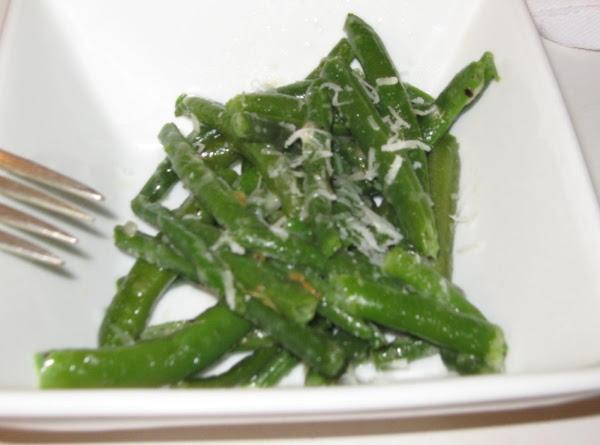 Parmigiano Green Beans! Recipe