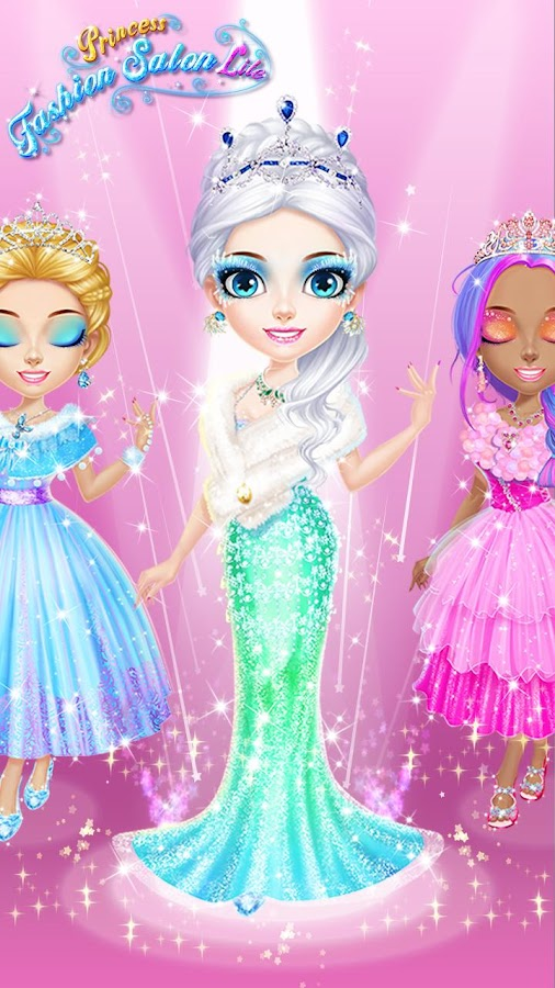 Princess fashion salon lite android apps on google play for Salon lite