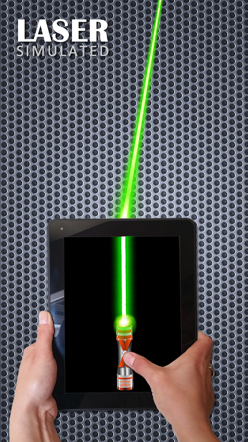 Laser Pointer Simulated- screenshot