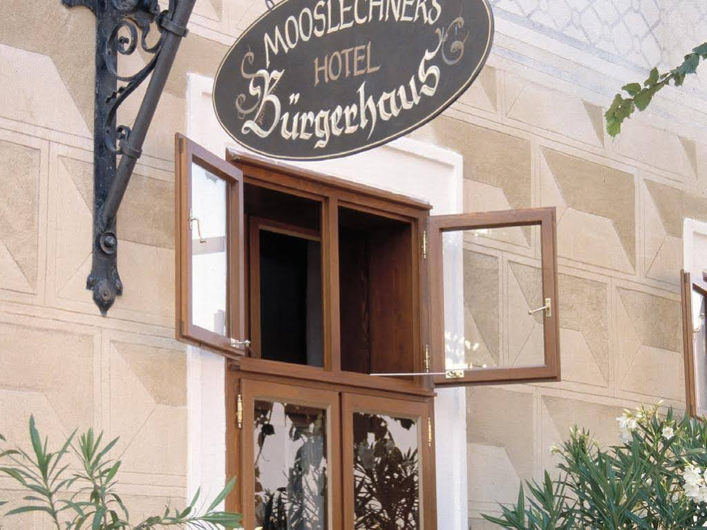 Hotel Mooslechners Bürgerhaus