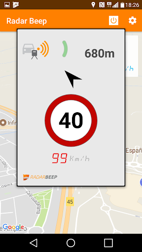 Radar Beep - Radar Detector 2.0.5.5 Screenshots 1