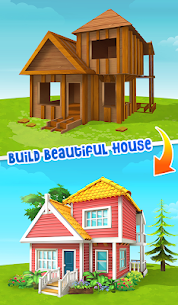 Idle Home Makeover MOD APK 1.3 [Unlimited Money + No Ads] 1.3 1