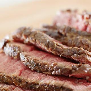 Beef Tenderloin in the Oven.
