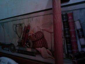 Photo: Ghibli WC decoration