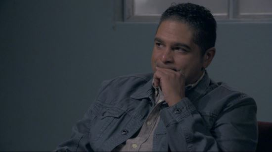 Mortimer Williams plays the role of detective Petersen on 'Skeem Saam'.