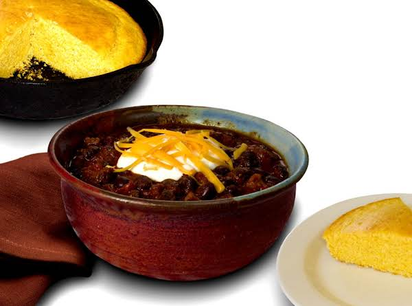 Cindy's All-natural Spicy Chili Recipe