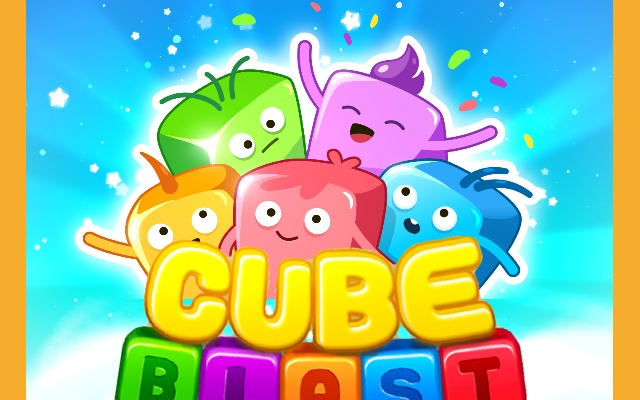 Cube Blast Game