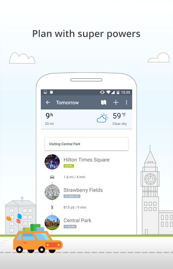Sygic Travel: Trip Planner- screenshot