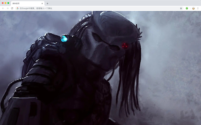 Predator HD New Tabs Popular Movies Themes