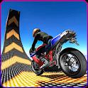 Impossible Bike Racing Dangerous Stunts icon