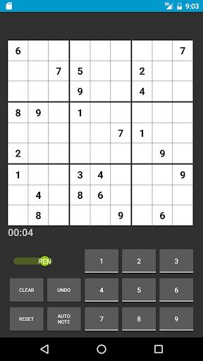 Sudoku 1.1.17 screenshots 1