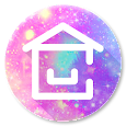 Cute home ♡ CocoPPa Launcher icon