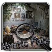 Mystic Falls. Hidden Objects