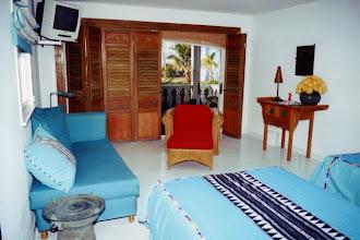 "Photo: #020-Notre chambre au Club Med ""Columbus Isle"""