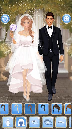 Luxury Wedding: Glam Dress Up & Makeup cheat hacks