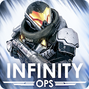 INFINITY OPS: Sci-Fi FPS [Mega Mod] APK Free Download
