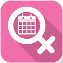 My Menstrual Cycle Calendar icon