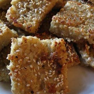 Quinoa-Oat Croquettes.