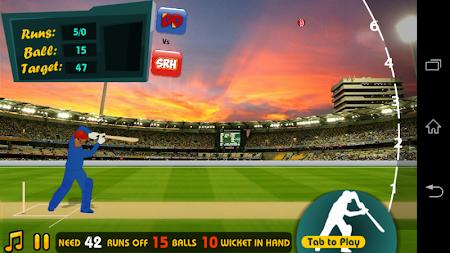 World Cricket: I.P.L T20 2016 0.1.2 screenshot 1181987