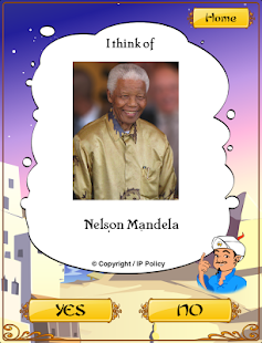 Akinator the Genie FREE - screenshot thumbnail