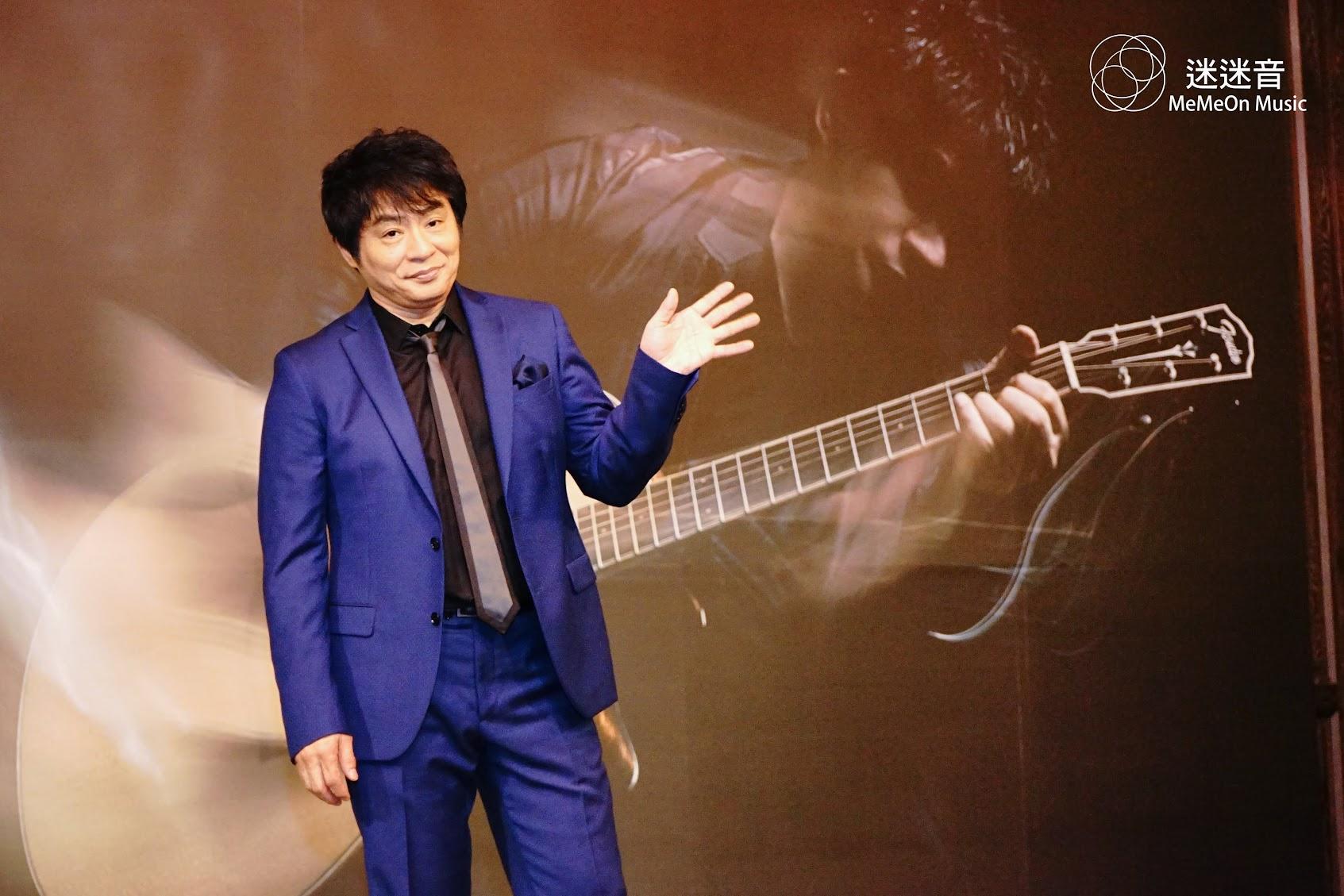 【迷迷訪問】ASKA 訪台宣布六月台灣開唱 現場哼唱<何日君再來></noscript>