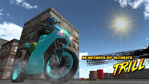 Tricky Bike Stunt Rider DX 1.0.3 screenshots 3