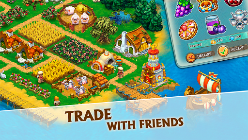 Harvest Land: Farm & City Building - screenshot