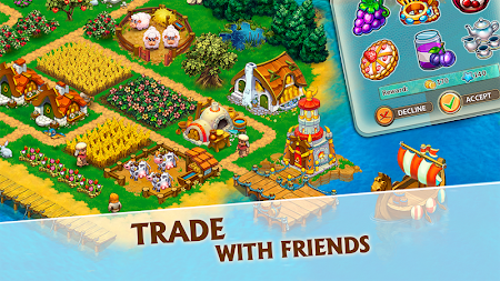 Harvest Land APK screenshot thumbnail 2