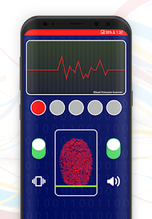 Blood Pressure Prank: Fingerprint Scanner - náhled