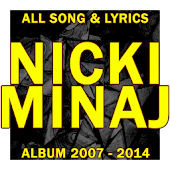 Nicki Minaj: All Song Lyrics Full Albums