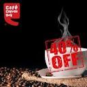 Cafe Coffee Day, Ejipura, Bangalore logo