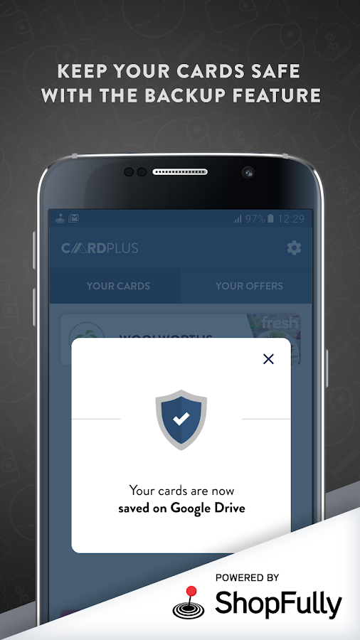 CARDplus - Loyalty Programs- screenshot