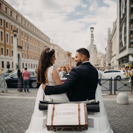 Wedding photographer Serg Cooper (scooper). Photo of 17.10.2018