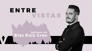 Blais Ruiz Grau charla con LA VOZ en un directo de IG.