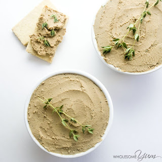 How To Make Chicken Liver Pate (Paleo, Low Carb Recipe).