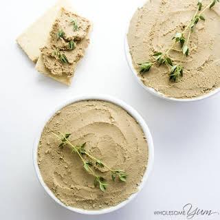 How To Make Chicken Liver Pate (Paleo, Low Carb Recipe).