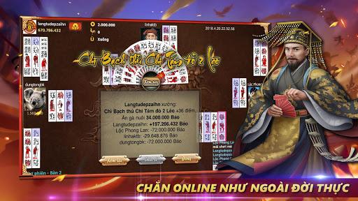 Chu1eafn Su00e2n u0110u00ecnh - Chu01a1i Chu1eafn Online  screenshots 3