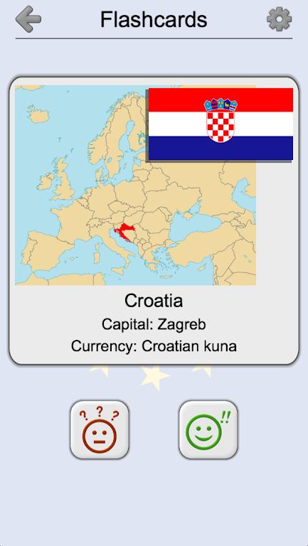 Download European Countries - Maps, Flags & Capitals Quiz