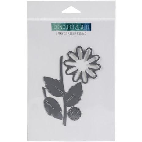 Concord & 9th Dies - Fresh Cut Florals Edition 2