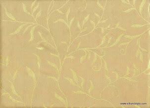 Photo: Kashmir 19 - Rumano Jacquard - Color Golden Brown