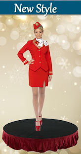 Air Hostess Picture Editor - náhled