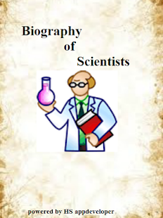 Brief Biography of Scientists- screenshot thumbnail
