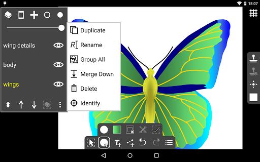 Ivy Draw: Vector Drawing 1.34 (2) Screenshots 16