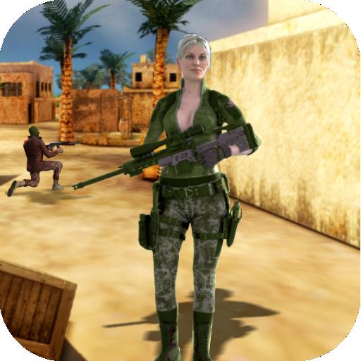 Frontline Battle Attack:Survival Mission