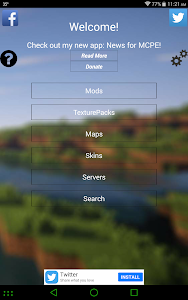 Mod Locator For MCPE screenshot 9