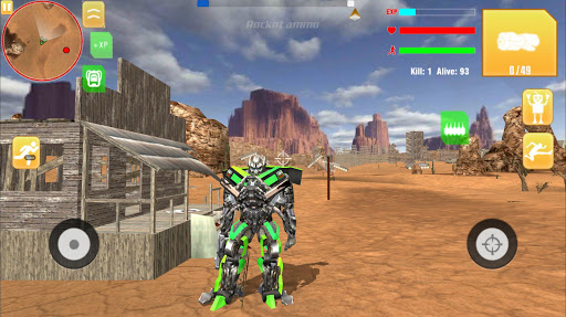 Robot War Free Fire - Survival battleground Squad 1.0 de.gamequotes.net 4