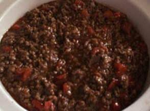 Crock Pot Sloppy Joes Recipe