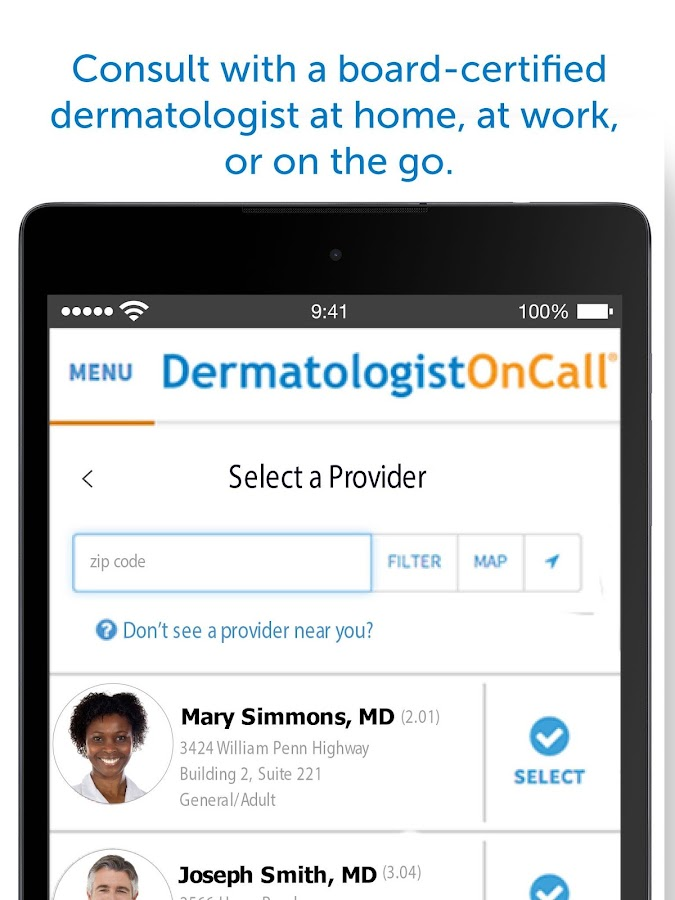 Derm Consultants of Frisco- screenshot