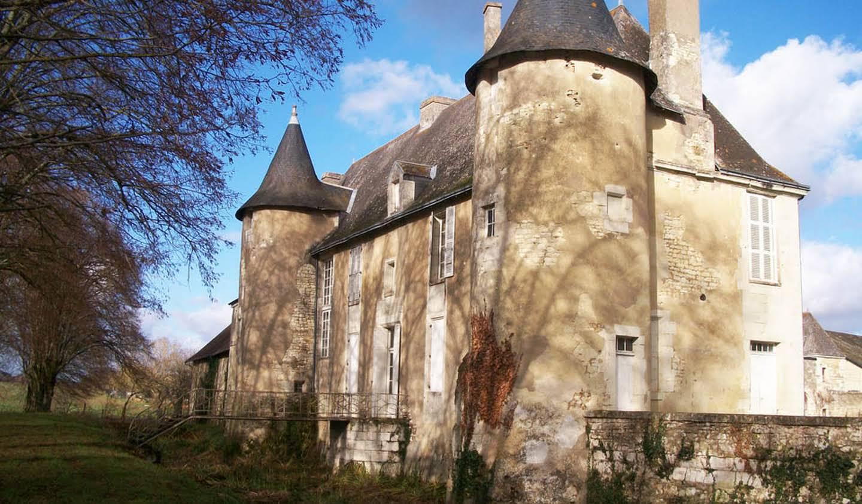 Castle Lencloître