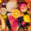 Tasty Fruits HD Live Wallpaper icon